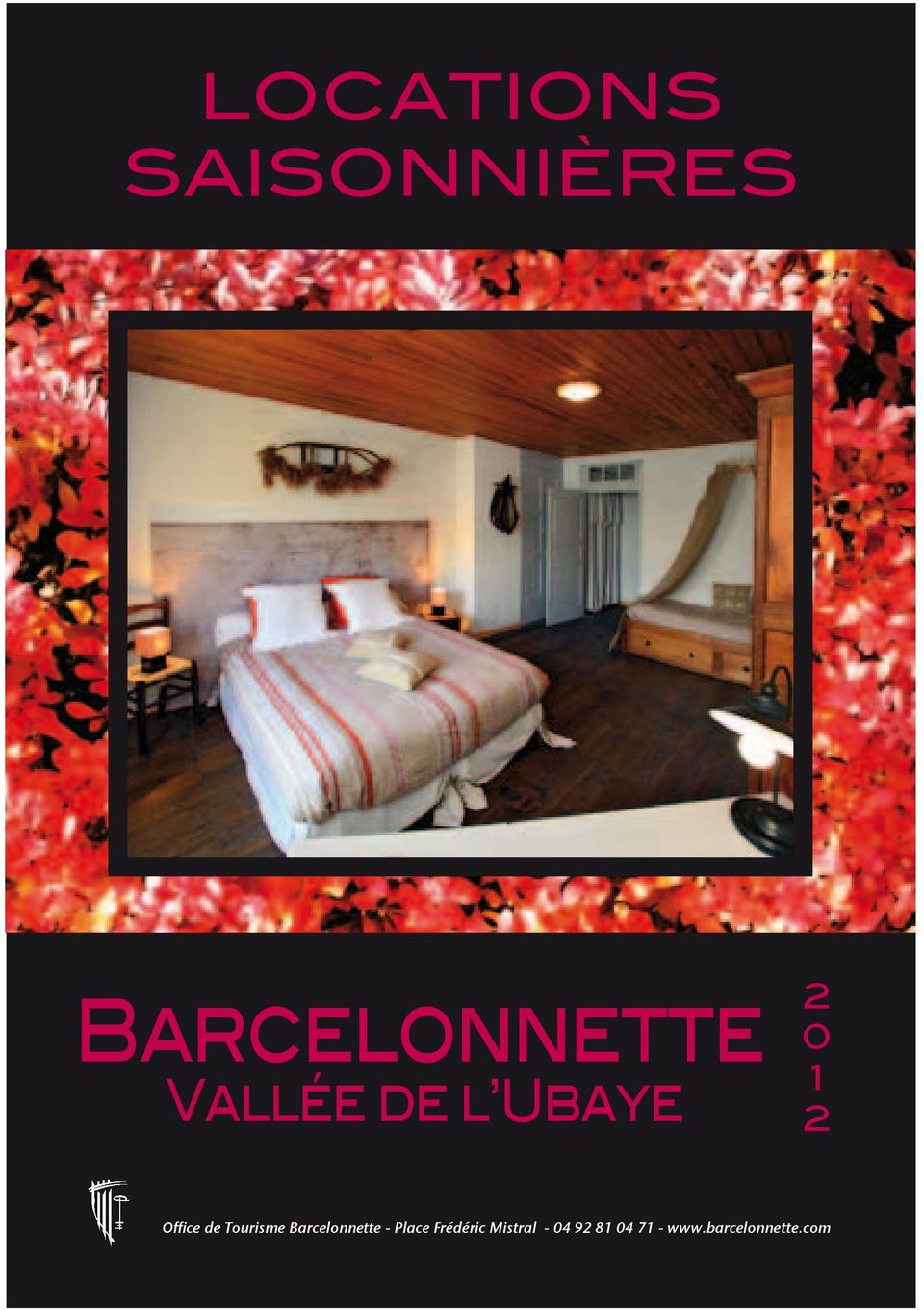 Barcelonnette locations saisonni res vall e de l ubaye pdf - Office tourisme barcelonette ...