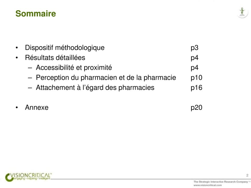 Perception du pharmacien et de la pharmacie p10