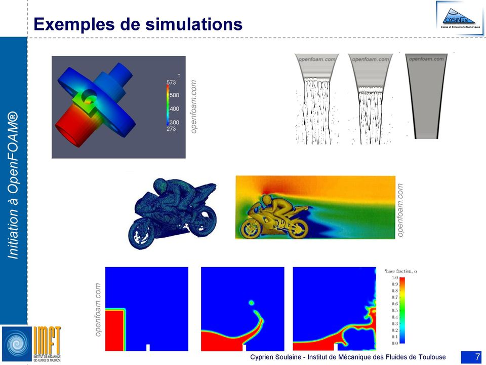 Download OpenFOAM Documentation - CFD support