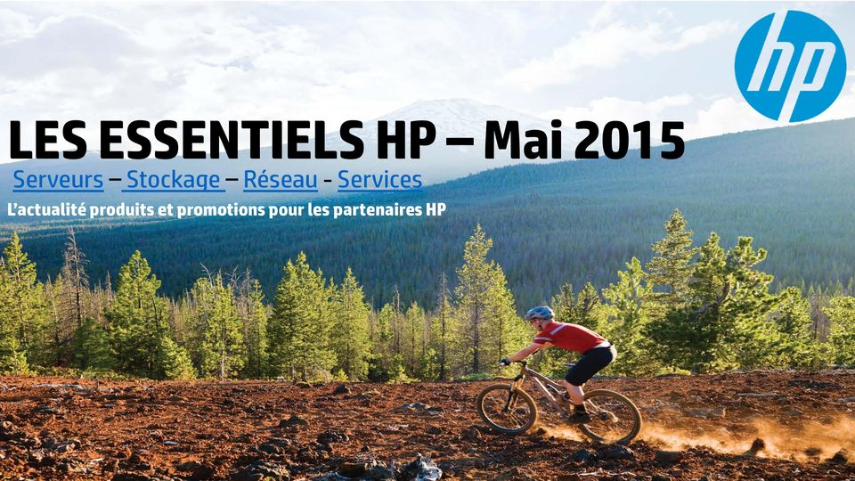 partenaires HP Copyright 2012 Hewlett-Packard Development