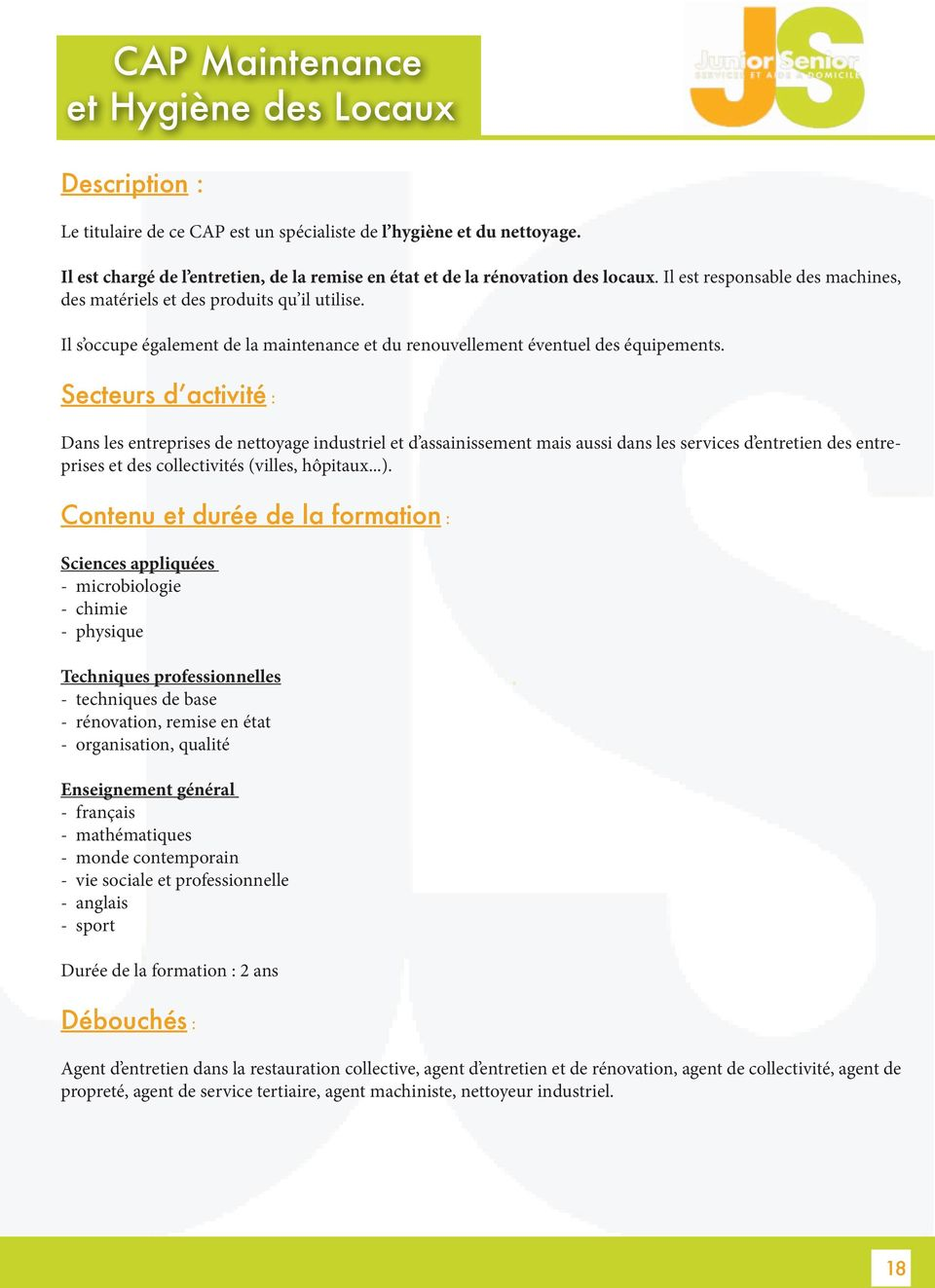 Les dipl mes bep bio services p 9 bep carri res for Diplome restauration collective
