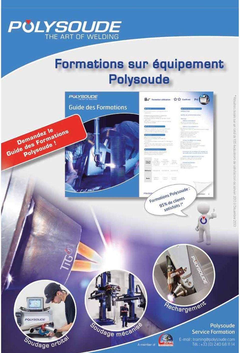 DES FORMATIONS 2015 -