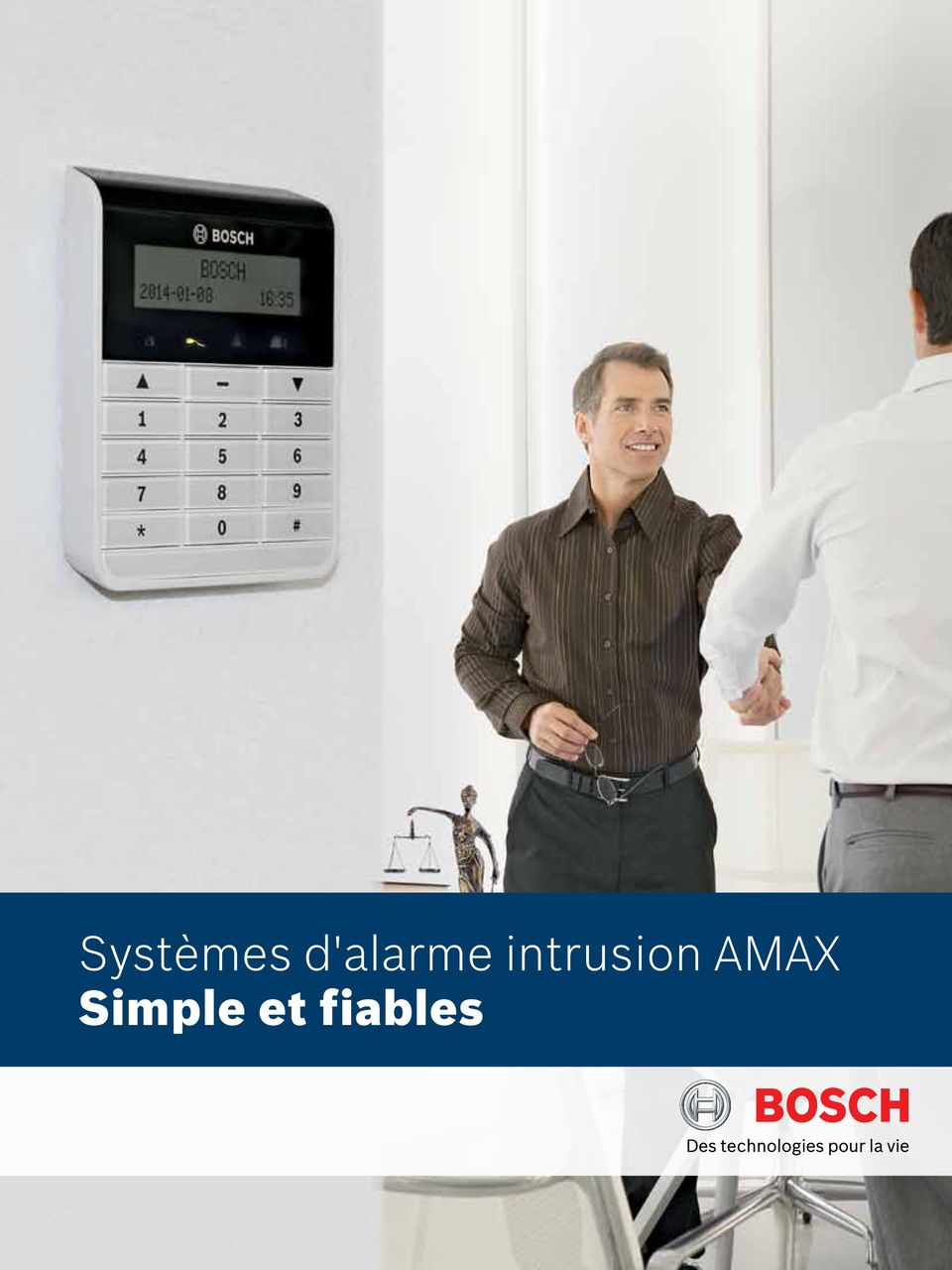 Syst Mes D 39 Alarme Intrusion Amax Simple Et Fiables Pdf
