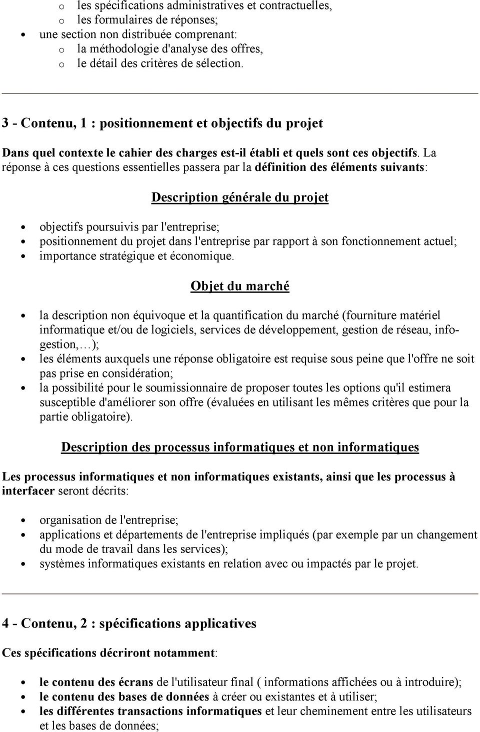 cahier des charges mariage pdf
