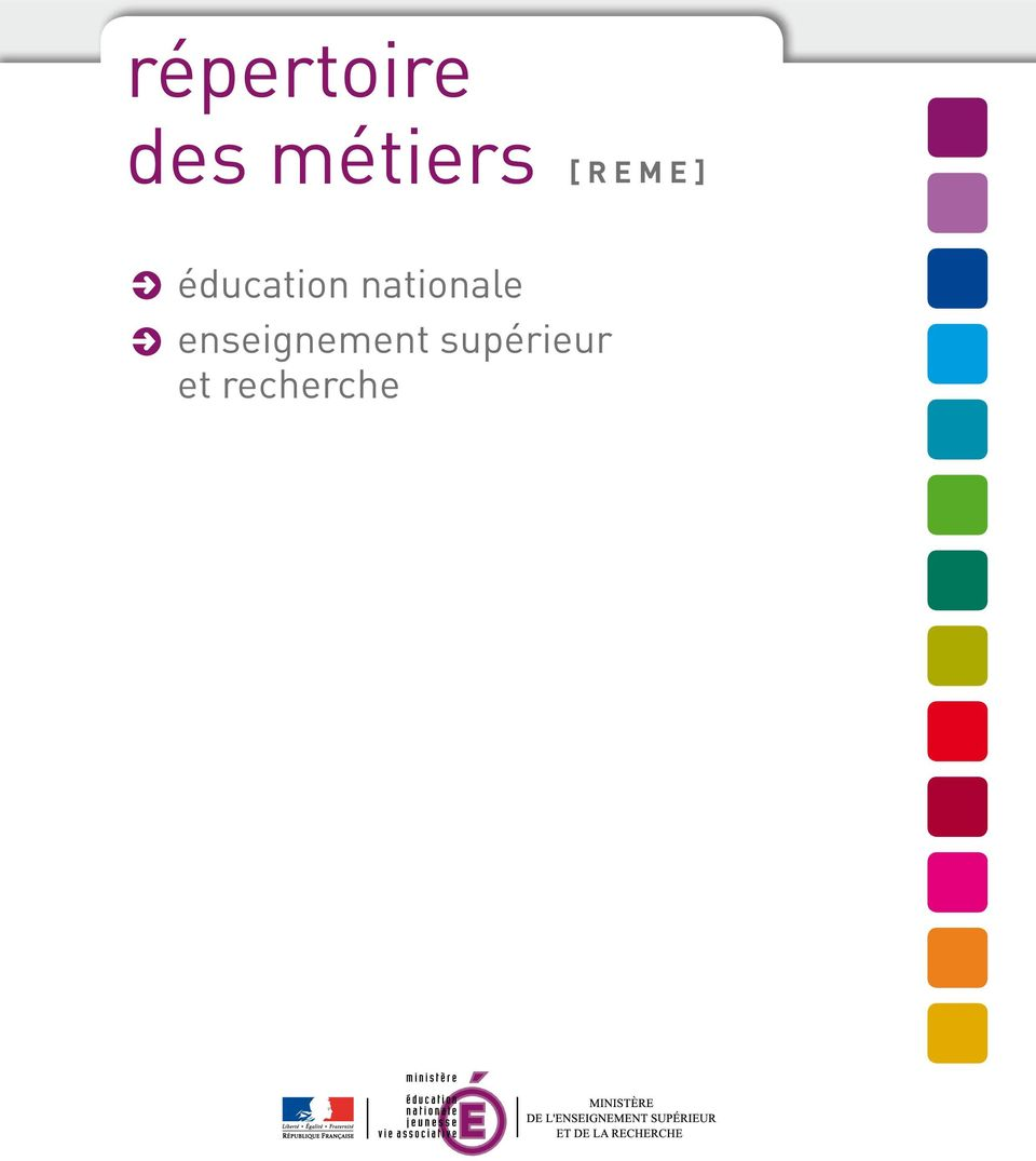 nationale enseignement