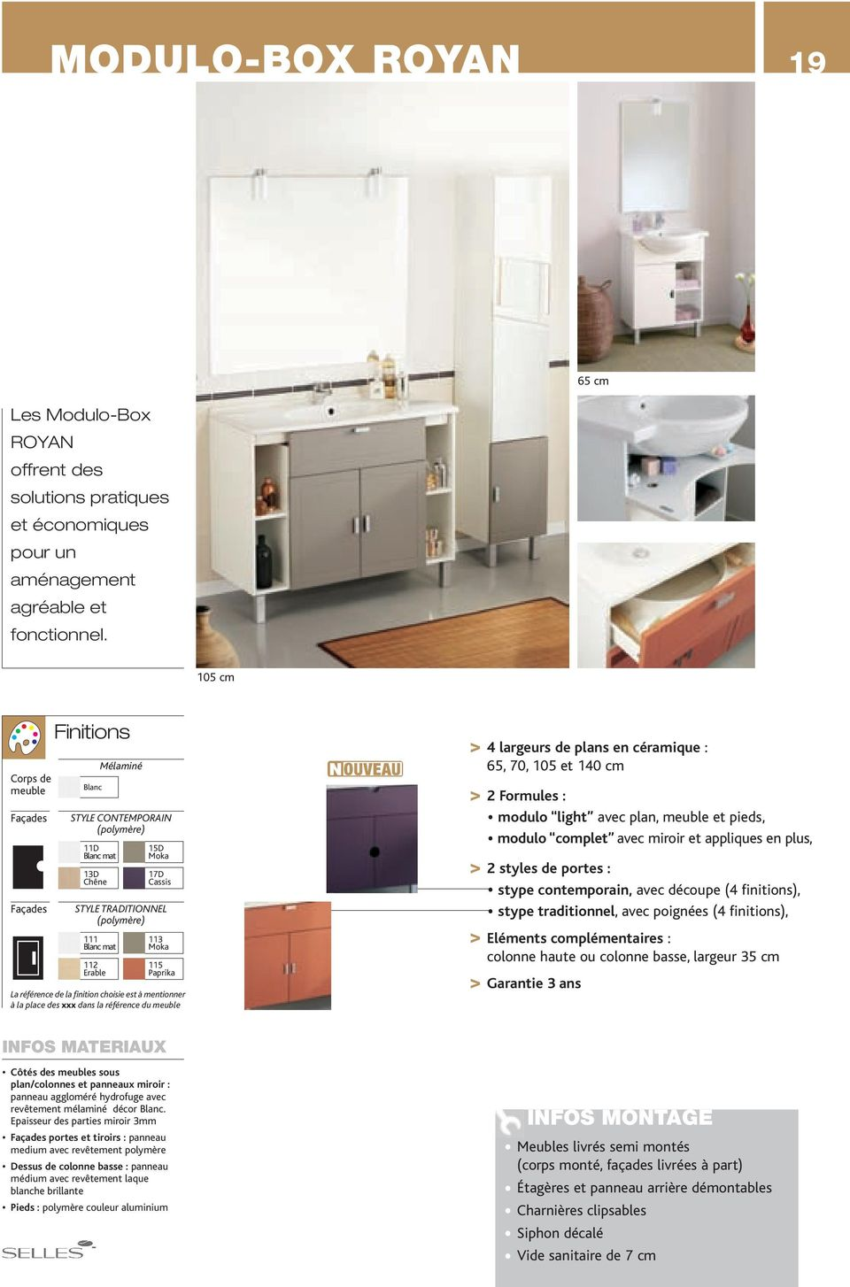 Catalogue royan pdf for Catalogue meuble pdf