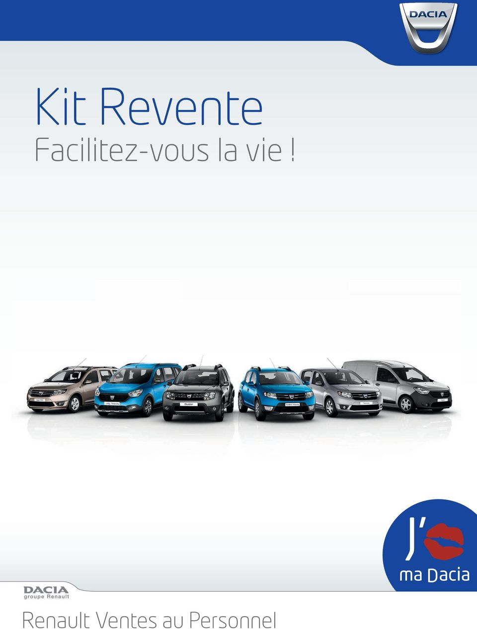 kit revente facilitez vous la vie renault ventes au personnel pdf. Black Bedroom Furniture Sets. Home Design Ideas