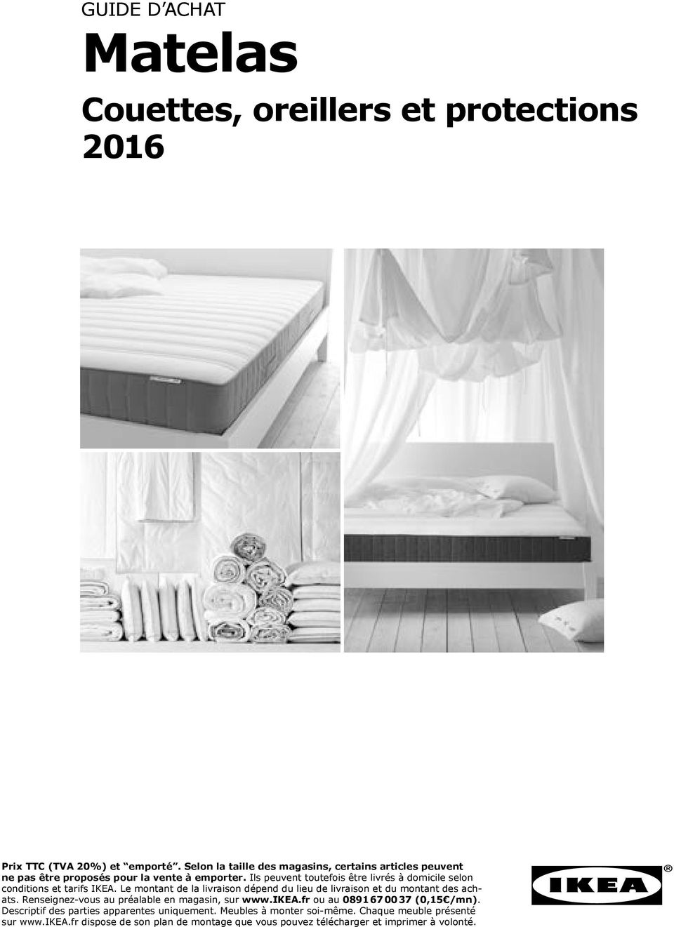 matelas couettes oreillers et protections 2016 guide d achat pdf. Black Bedroom Furniture Sets. Home Design Ideas