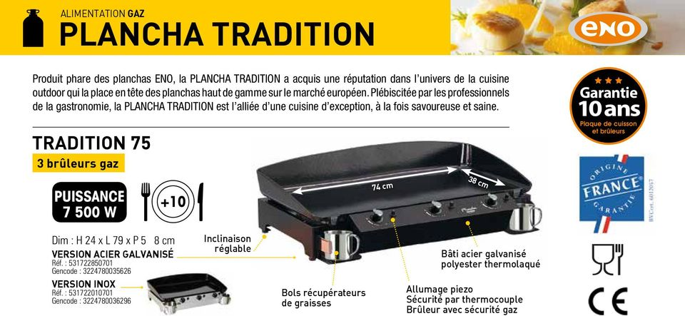 Plancha tradition l excellence fran aise pdf - Plancha tradition 60 ...