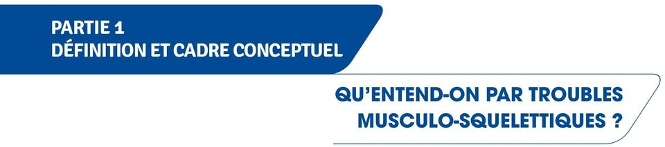 Troubles Musculo-Squelettiques?