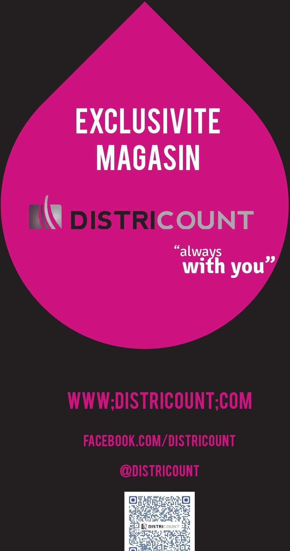 you WWW;DISTRICOUNT;COM