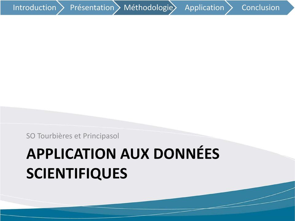 APPLICATION AUX