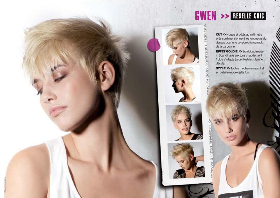 EFFET GOLDIE >> Son blond made in Scandinavie aux tons chaudement froids s
