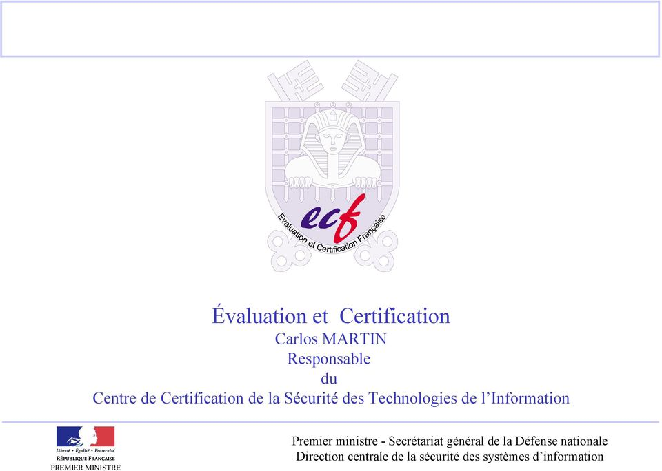 Centre de Certification de la
