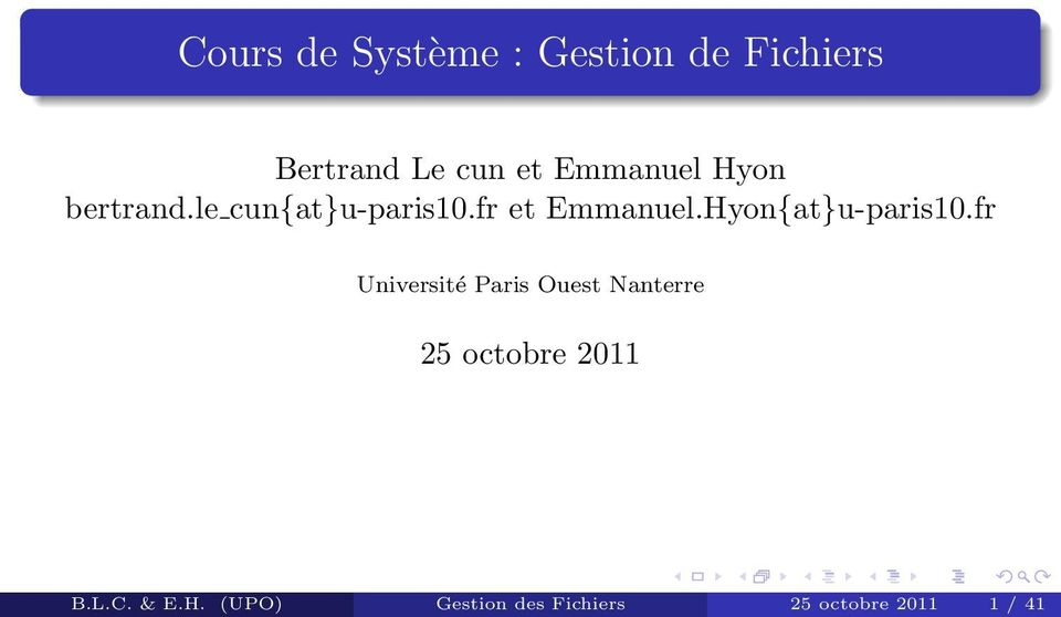 Hyon{at}u-paris10.