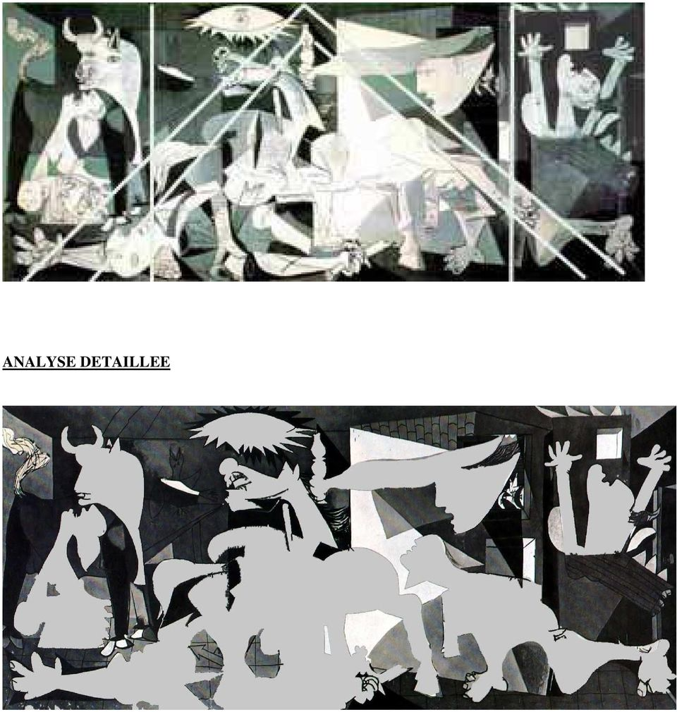 guernica picasso analyse