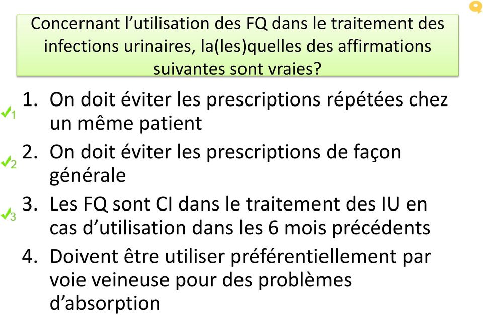 Infections urinaires - PDF