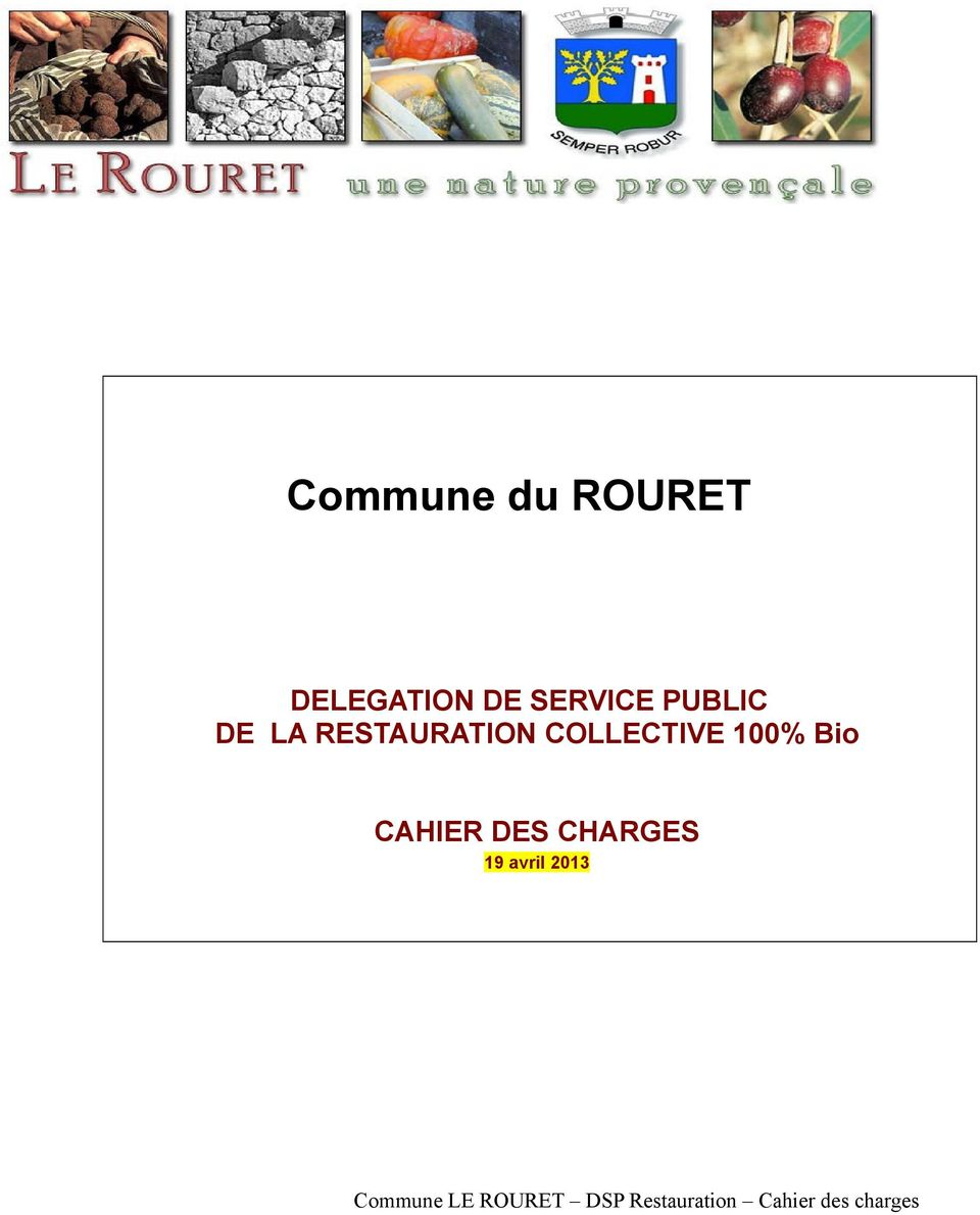 RESTAURATION COLLECTIVE 100%