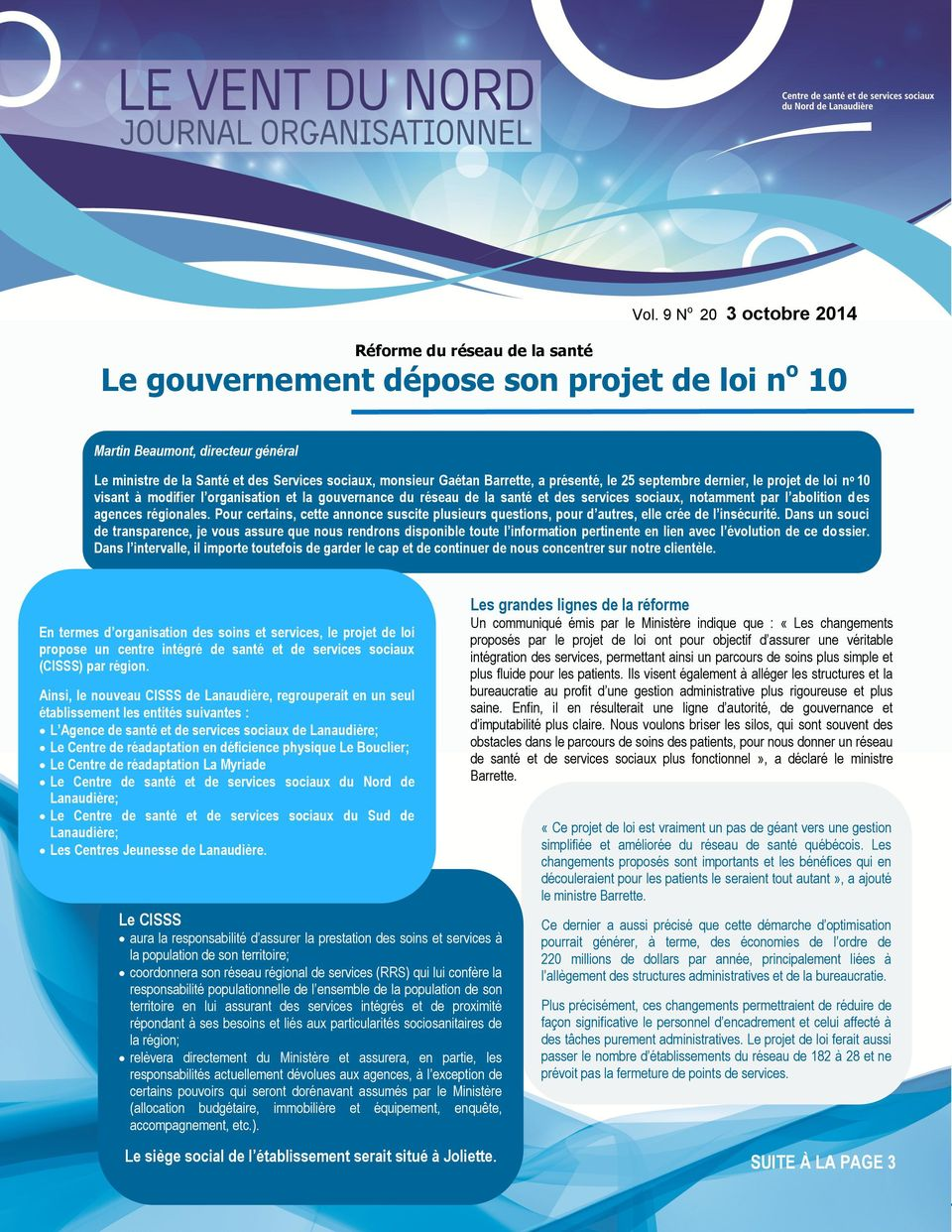 Rencontres projet reforme 3
