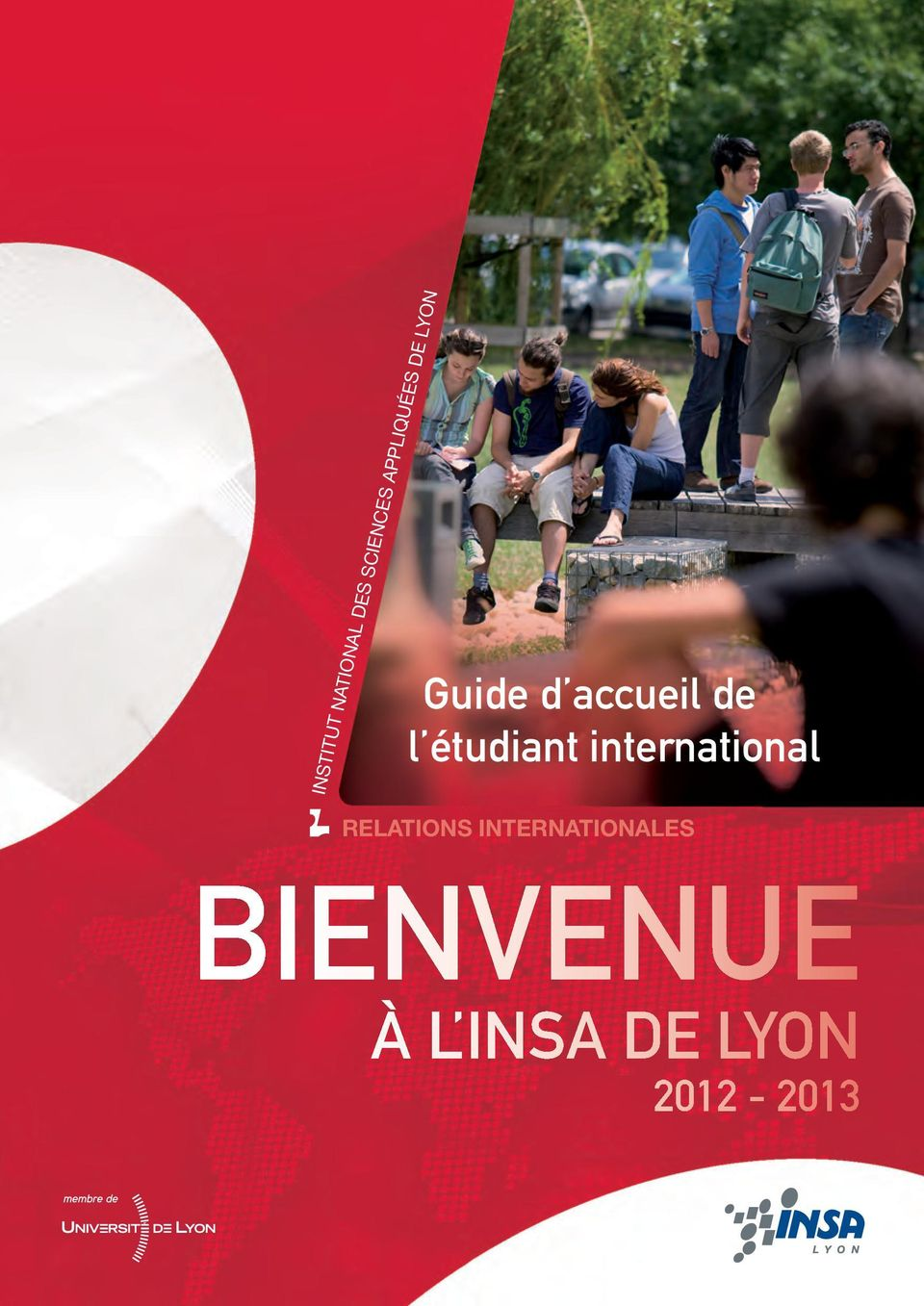 l étudiant international RELATIONS
