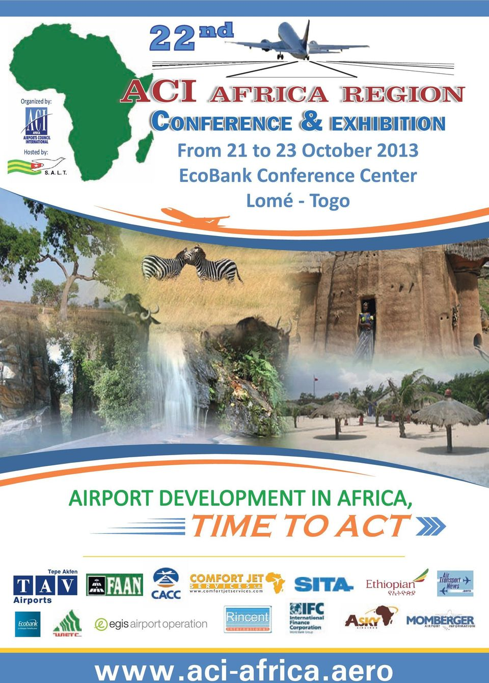 October 2013 EcoBank Conference Center Lomé