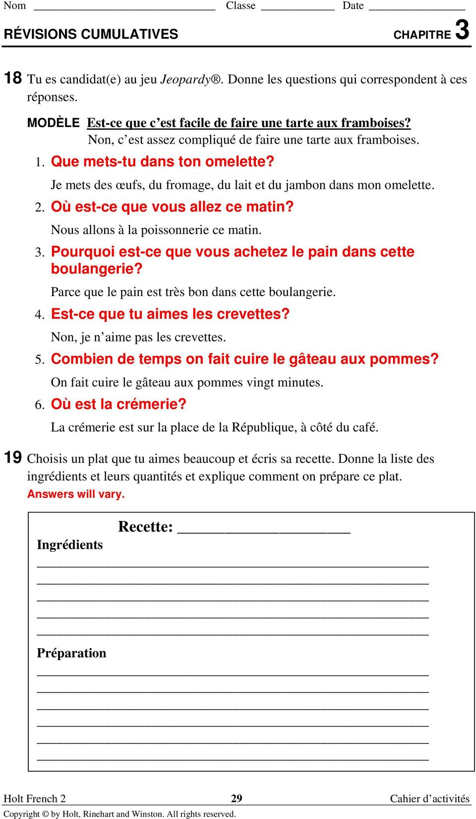french while tier dissertation phrases