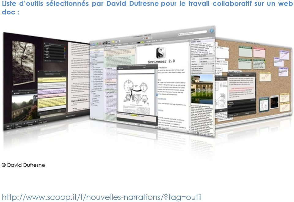 sur un web doc : David Dufresne