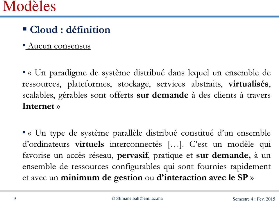 constitué d un ensemble d ordinateurs virtuels interconnectés [ ].