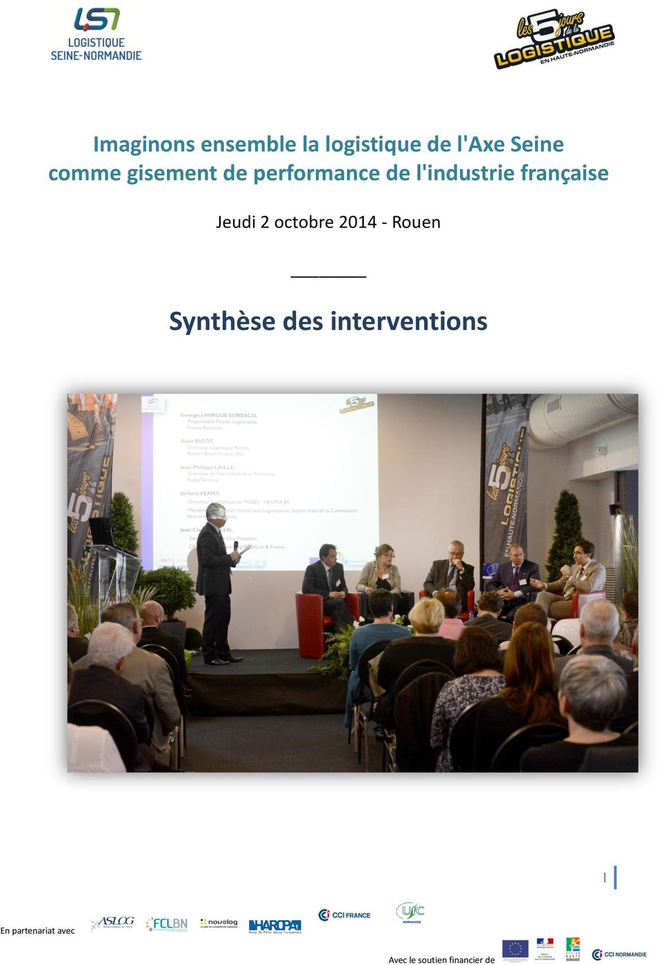 performance de l'industrie française