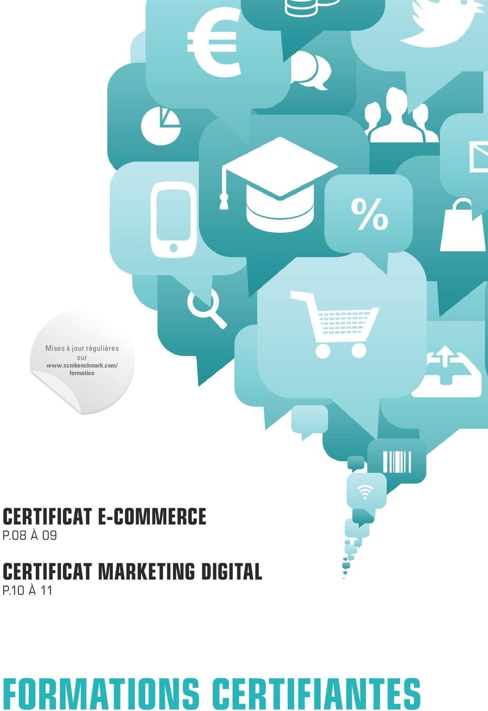 com/ formation CERTIFICAT E-COMMERCE P.