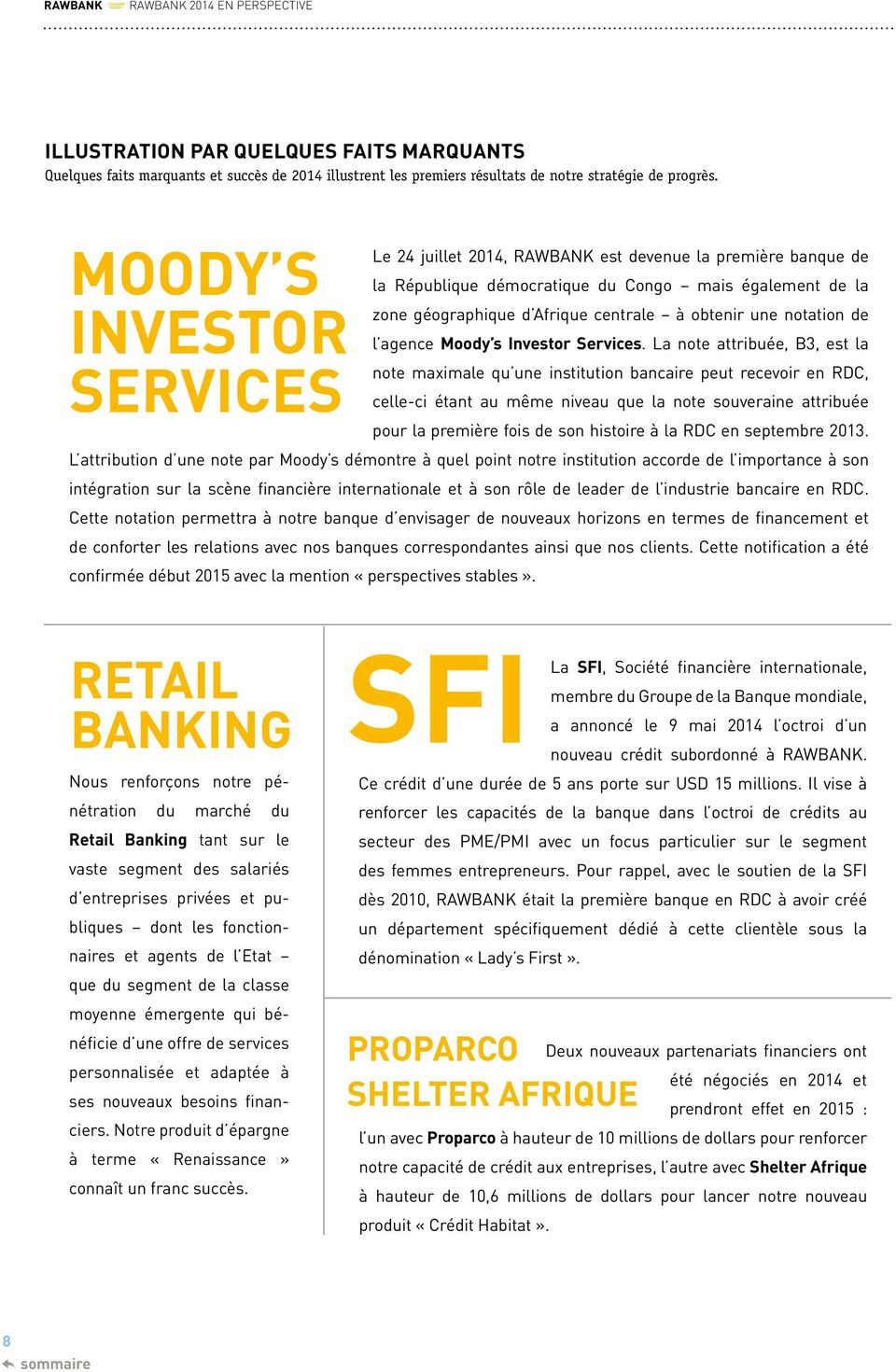 l agence Moody s Investor Services.