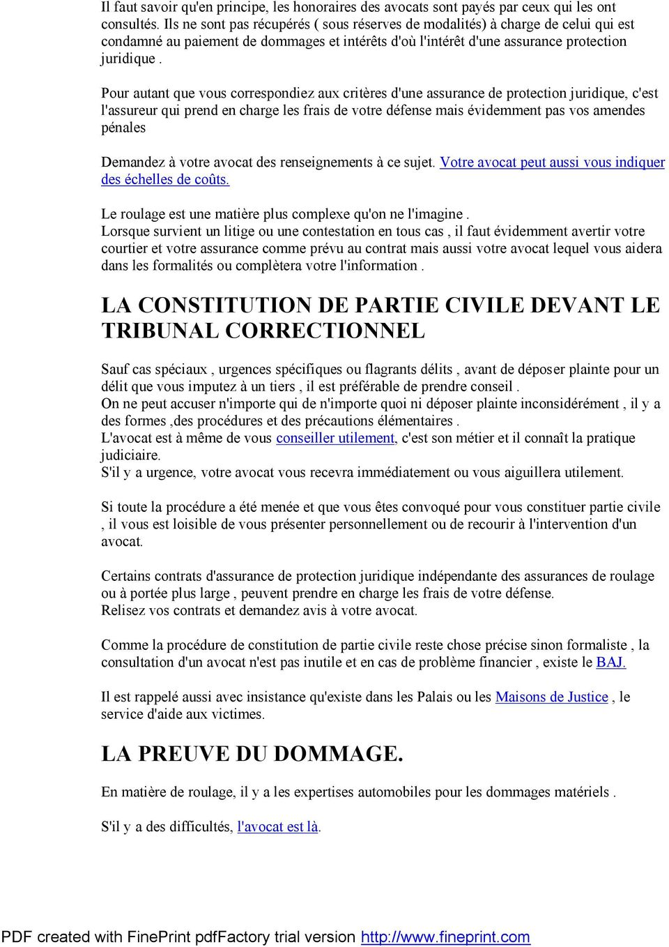 la constitution de partie civile dans un proces penal pdf. Black Bedroom Furniture Sets. Home Design Ideas
