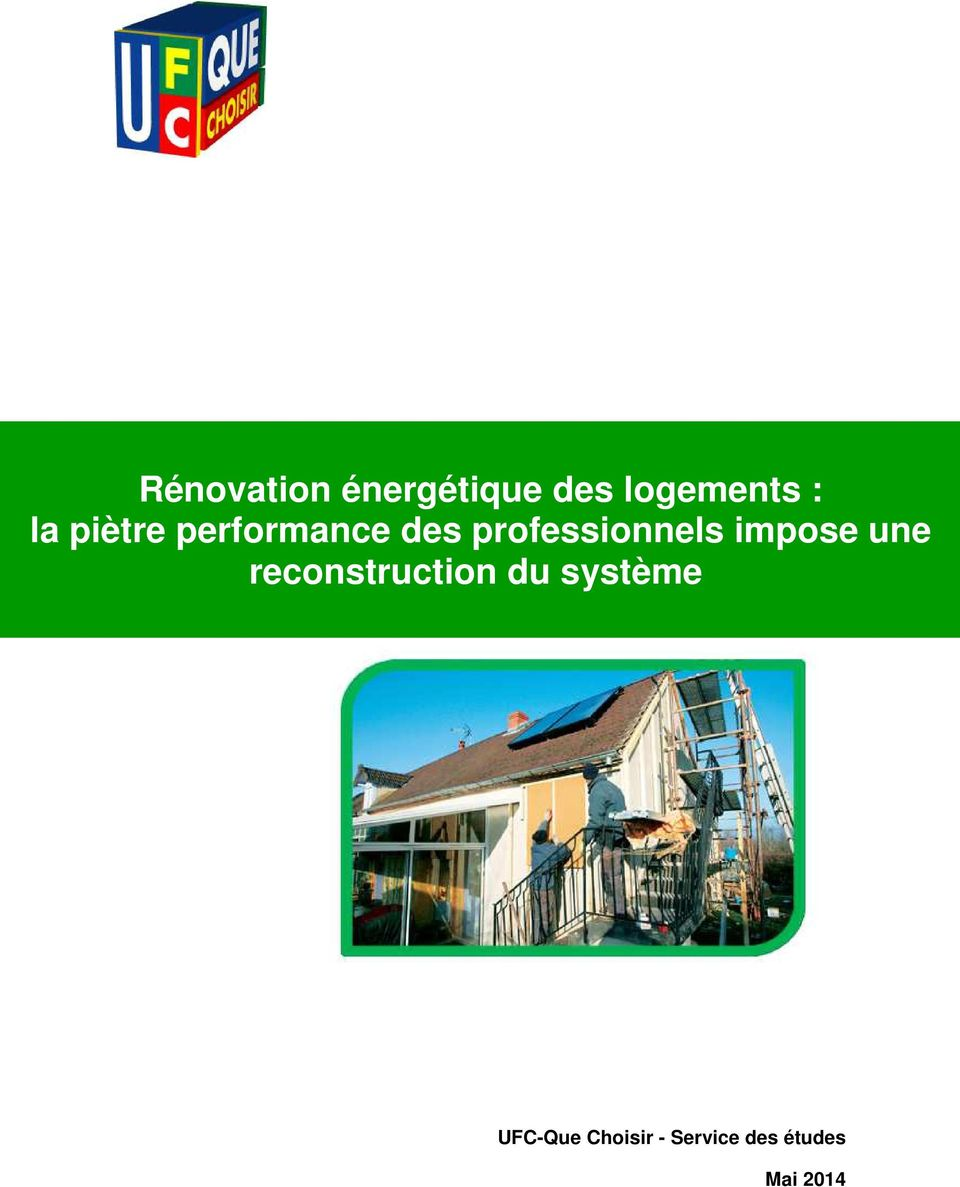 impose une reconstruction du