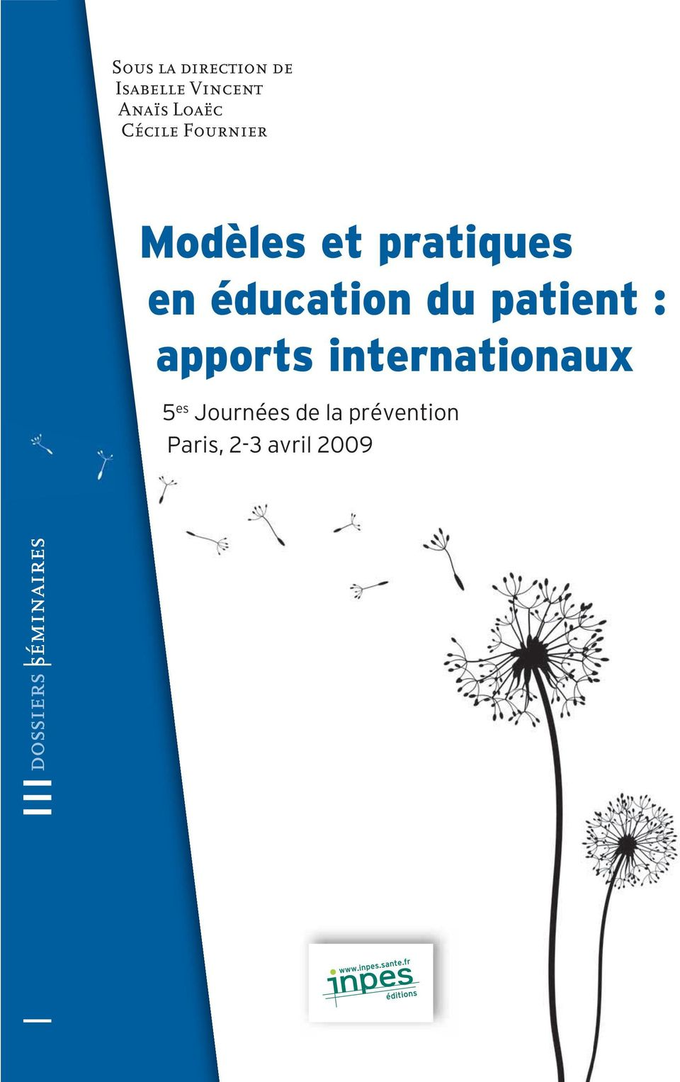 éducation du patient : apports internationaux