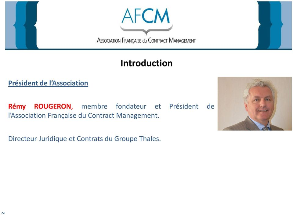 Association Française du Contract Management.