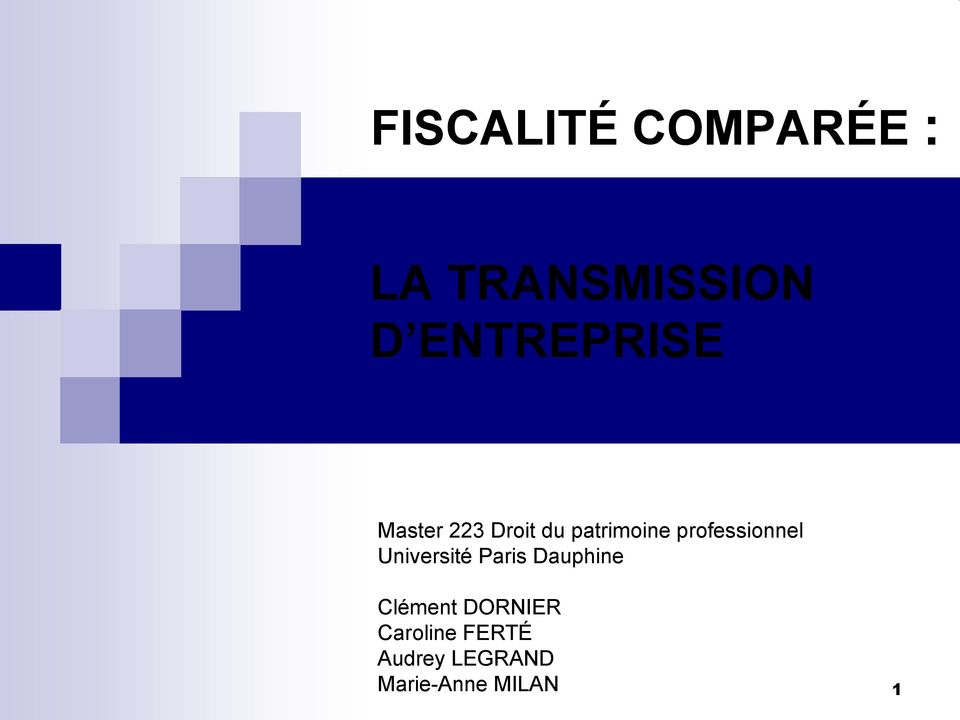 professionnel Université Paris Dauphine