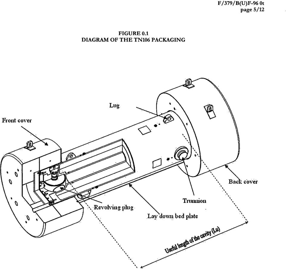 1 DIAGRAM OF THE TN106