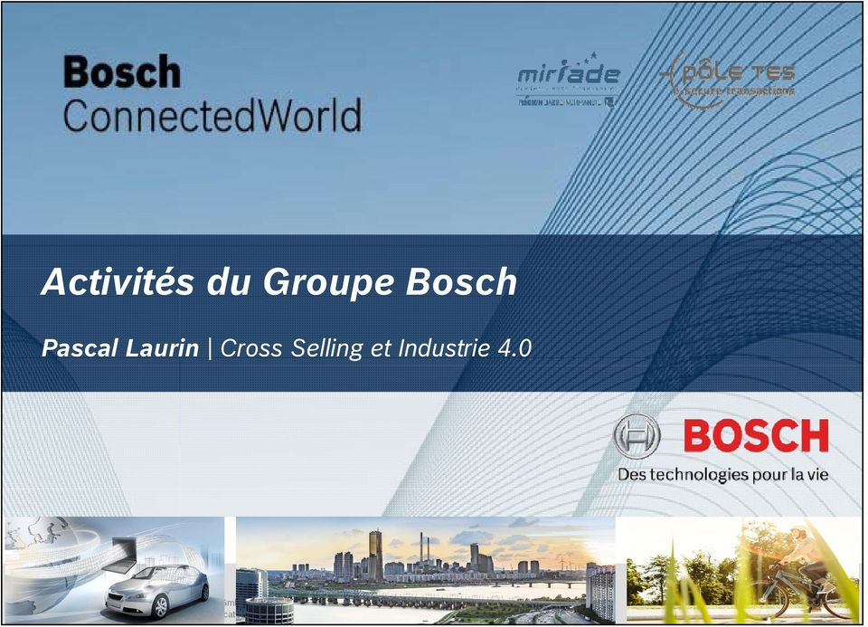 Bosch Pascal Laurin