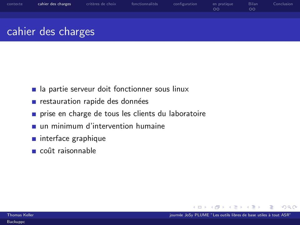 charge de tous les clients du laboratoire un minimum d