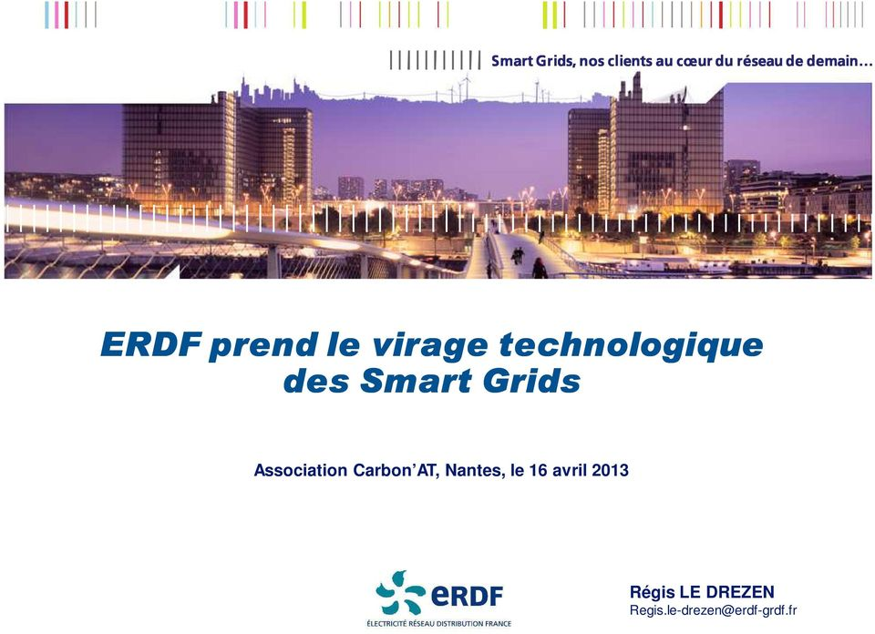 Smart Grids Association Carbon AT, Nantes, le 16