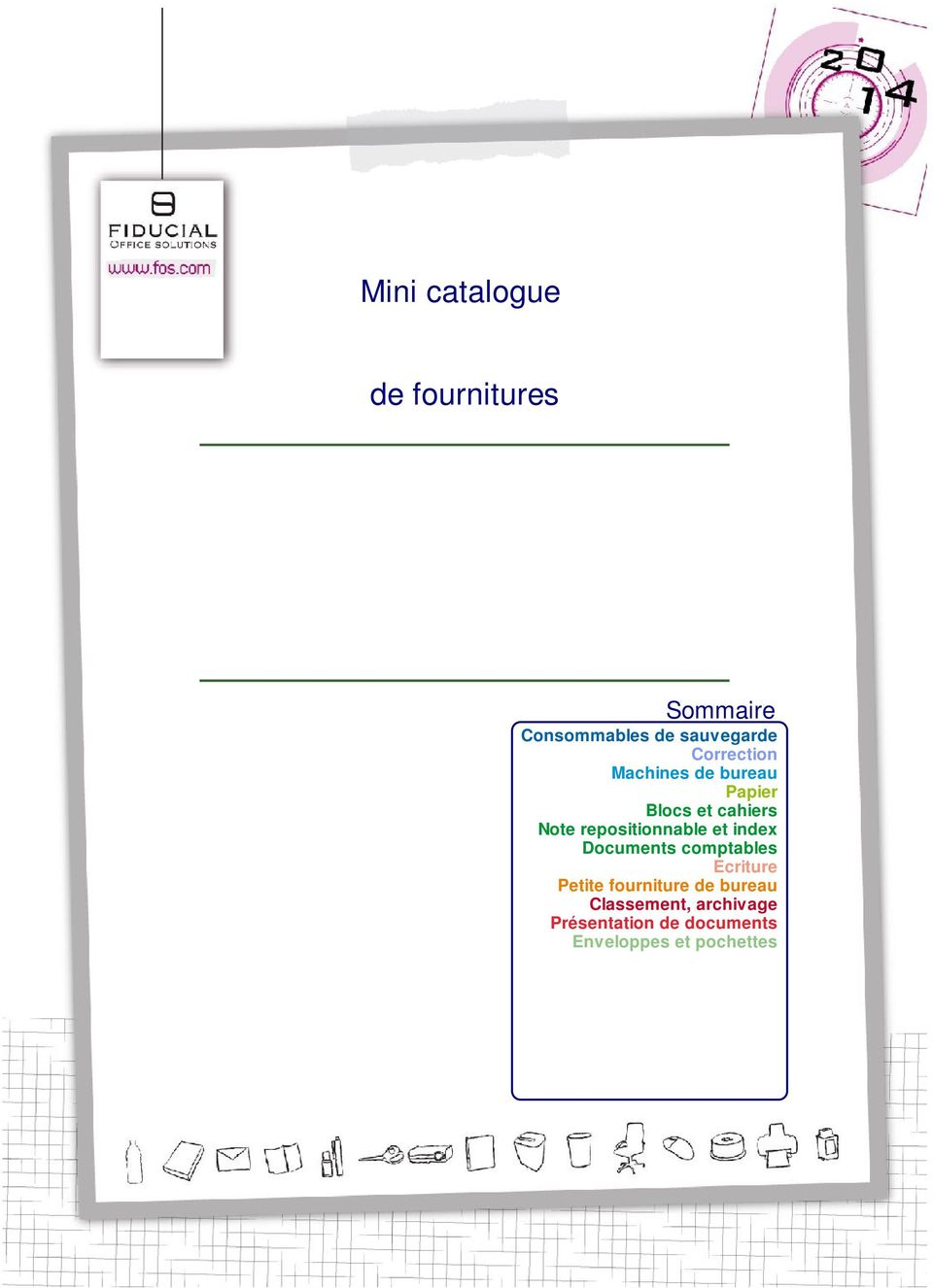 Mini catalogue de fournitures pdf - Catalogue fourniture de bureau pdf ...