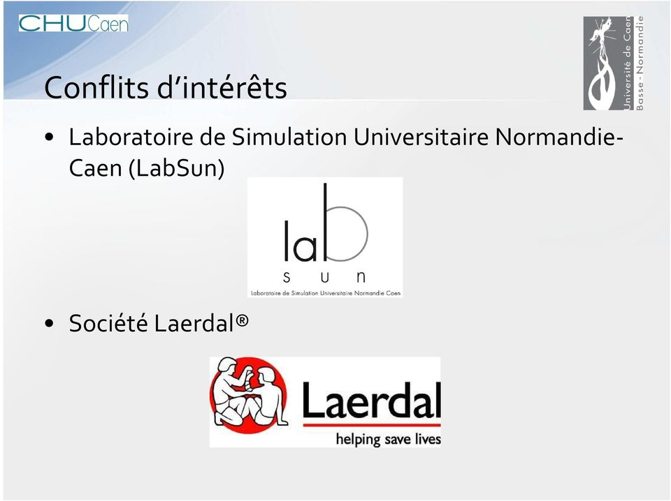 Simulation Universitaire
