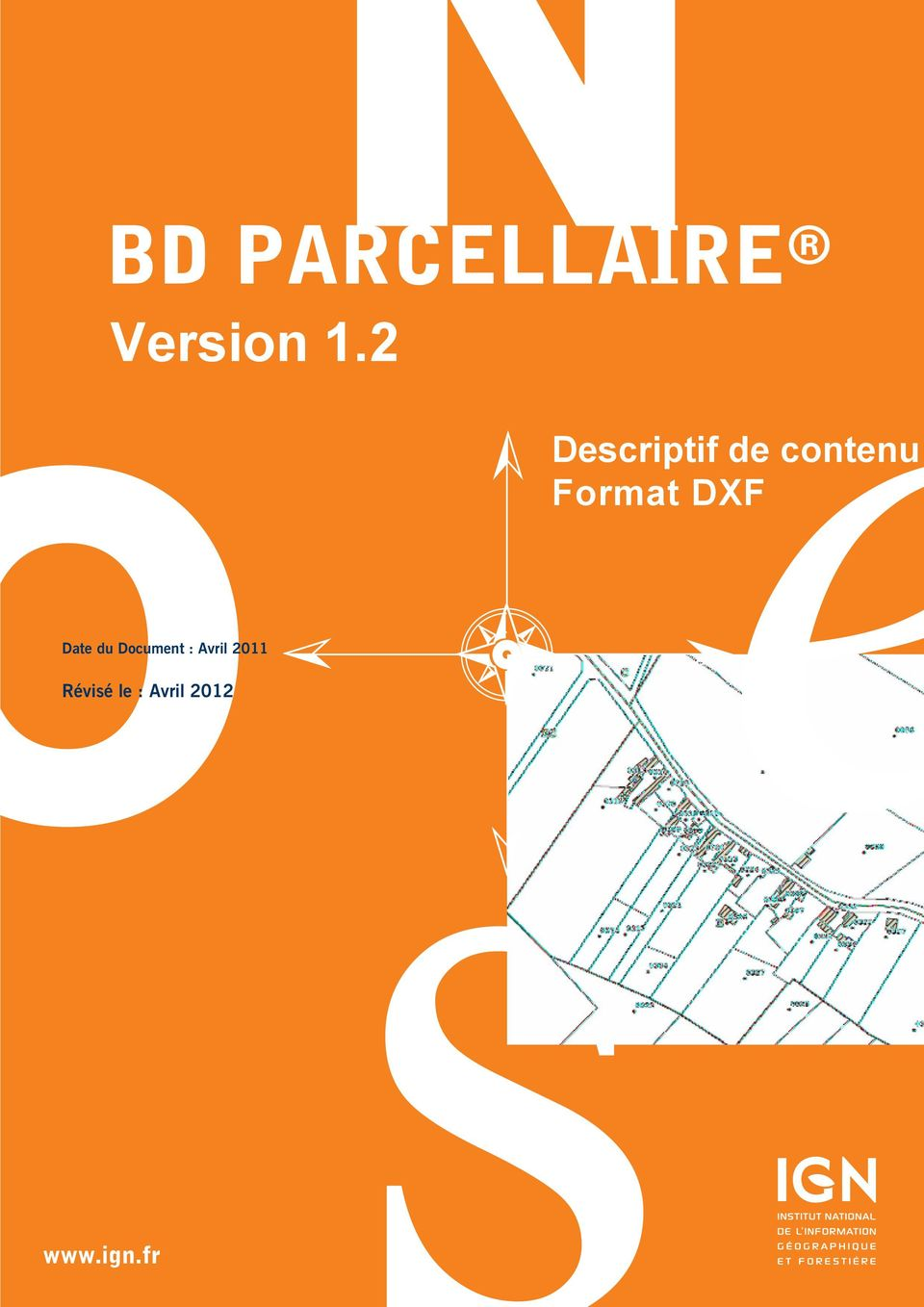 DXF Date du Document : Avril