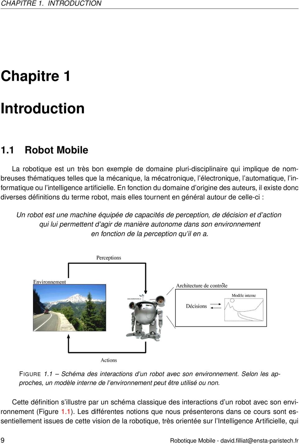 informatique ou l intelligence artificielle.