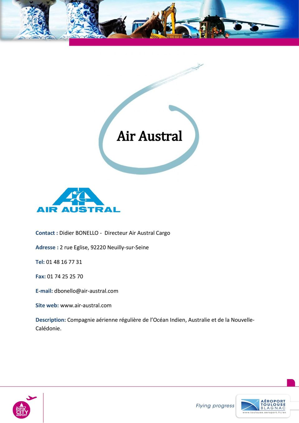 E-mail: dbonello@air-austral.