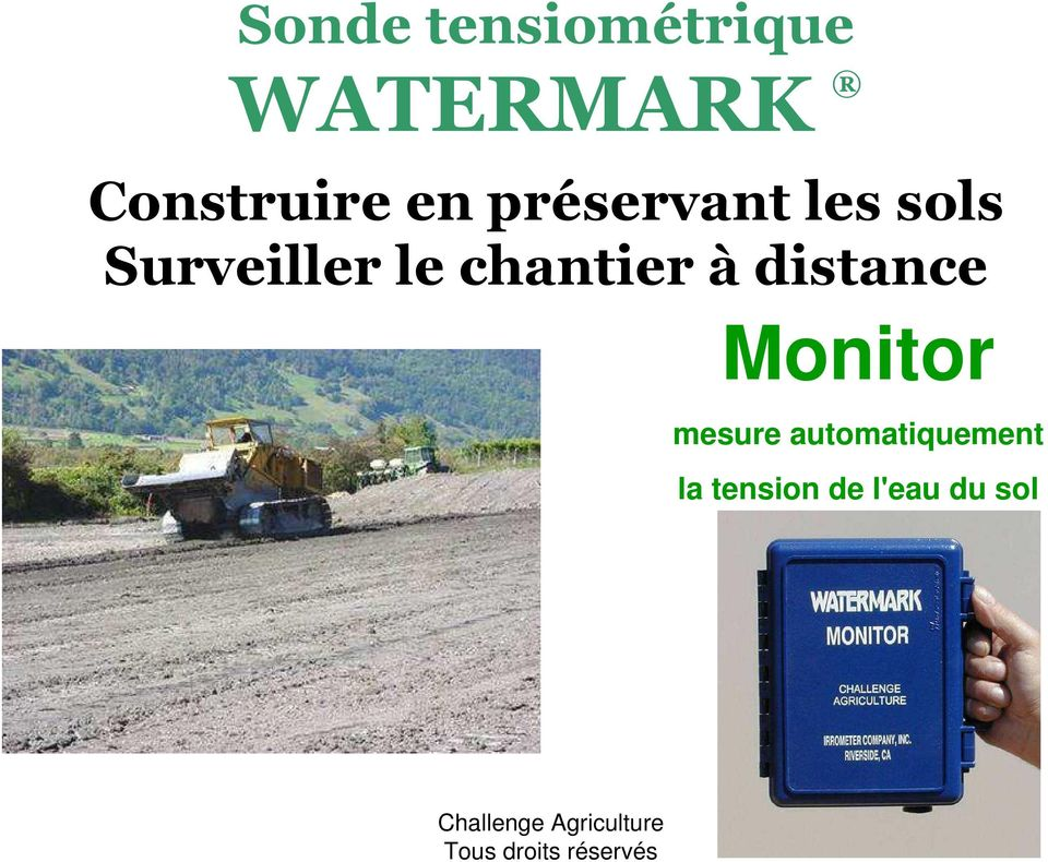 Surveiller le chantier à distance
