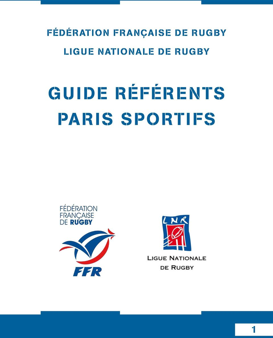 NATIONALE DE RUGBY