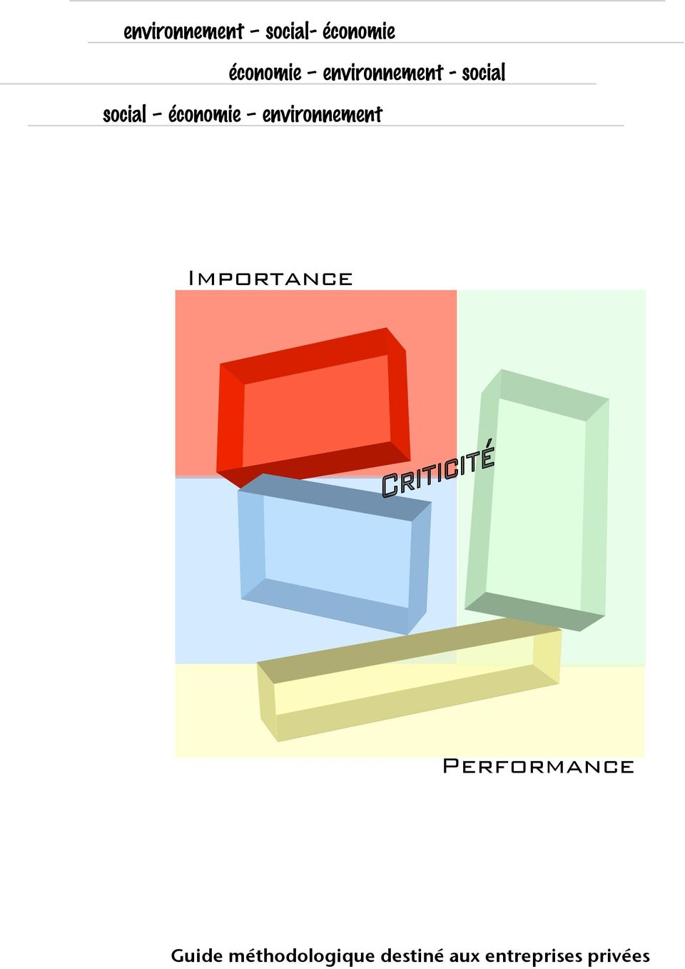environnement Importance Performance Guide