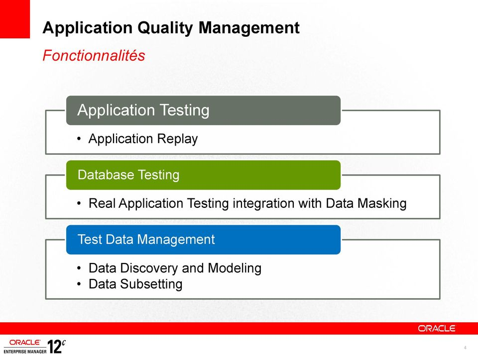 Real Application Testing integration with Data Masking