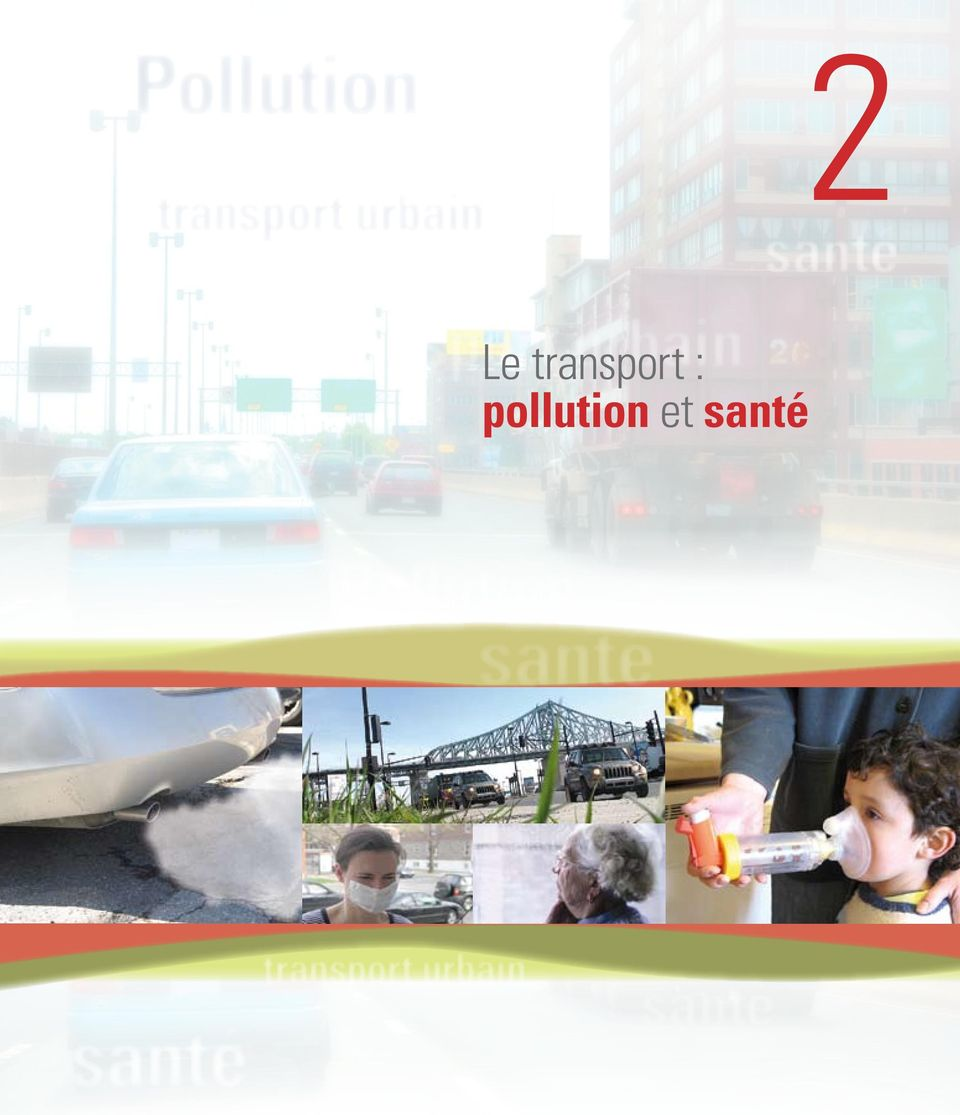 transport : pollution et santé